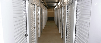 storage facility interior